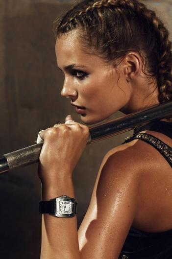 стрижки фото женские спортивные