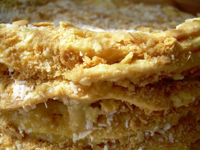 Торт наполеон первый рецепт