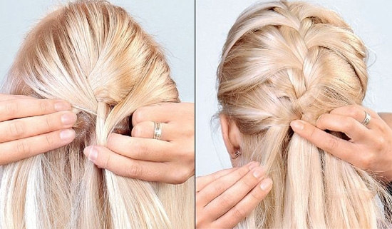 Как заплести косу? 5 видов плетения косичек