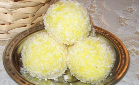 """Индийский творожный десерт """"Сандеш"""" – кулинарный рецепт"""