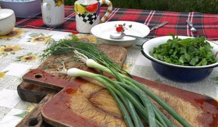 Ботвинья на воде – кулинарный рецепт