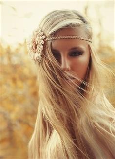 Как носить повязку для волос?