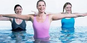 Аквагимнастика для позвоночника видео - методы терапии, польза, рекомендации, средства