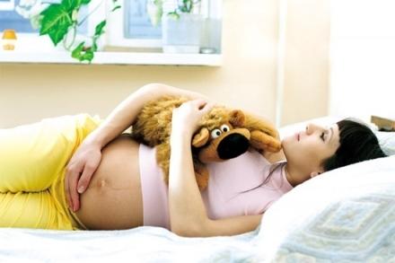 Гестоз при беременности, LS