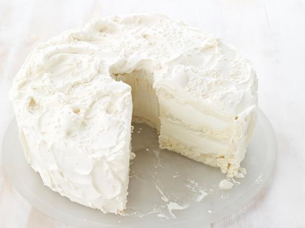 Молочно-ванильный крем для украшения торта