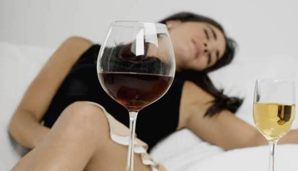 Алкоголь и сексуальное желание