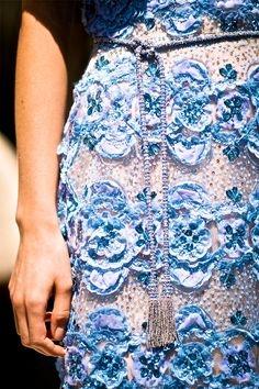 Платье с кружевами своими руками
