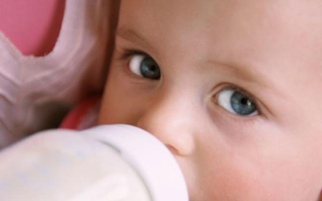 Козье молоко для новорожденных, LS