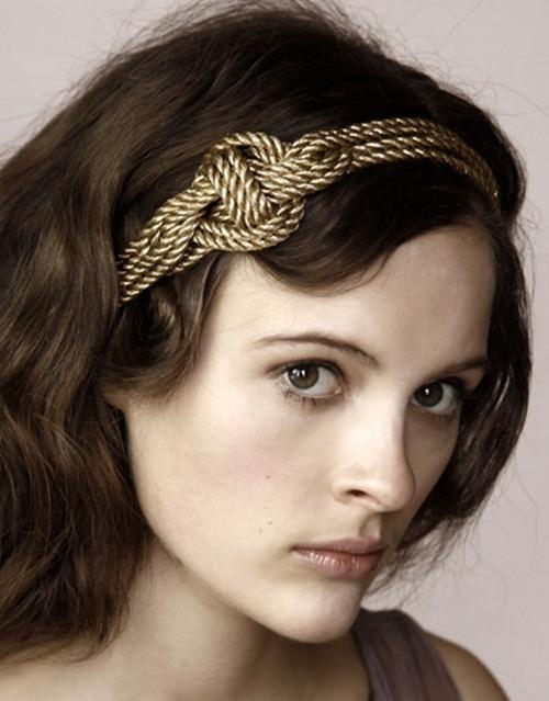весненный украшений для волос своими руками