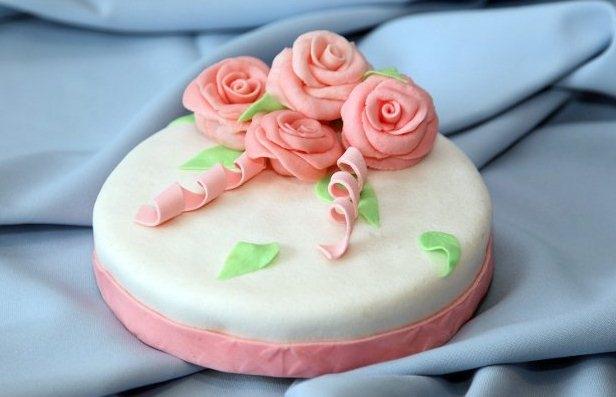 Мастер класс мастику с торта