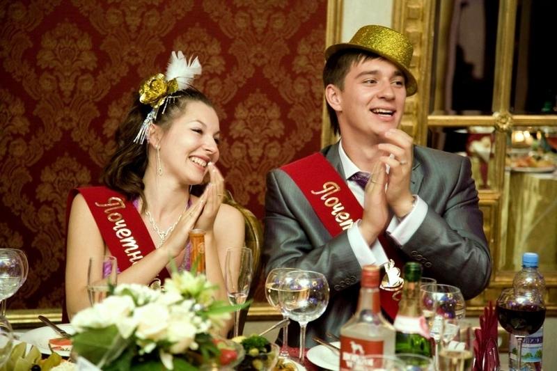 Женатый человек может быть свидетелем на свадьбе