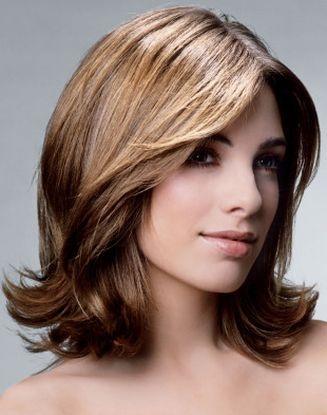 Прически для волос средней длины на каждый