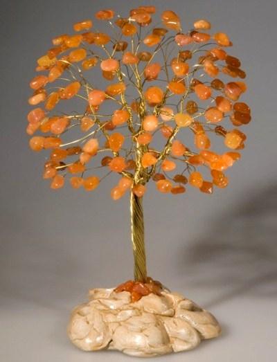 Как сделать дерево счастья своими руками из бумаги