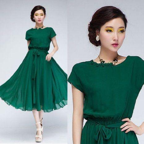 Зелёный цвет в психологии женщины