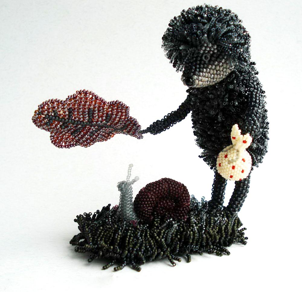 Плетение с бисером для начинающих схемы