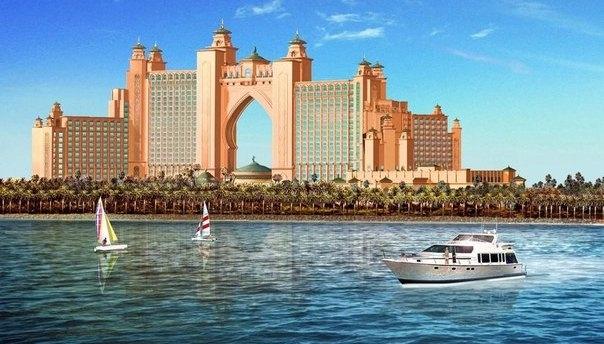Виза в ОАЭ Etihad Airways