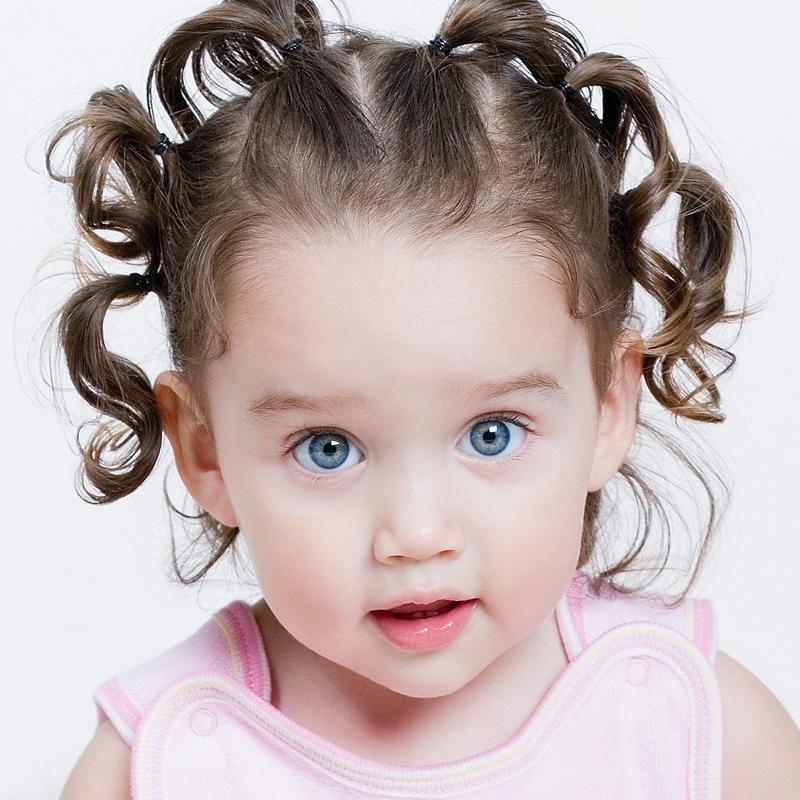 прически фото маленьких модниц с длинными волосами