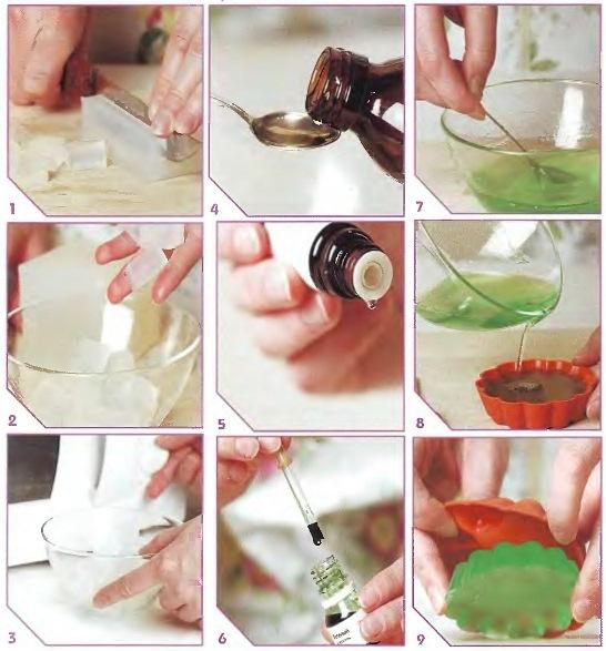 Мыло своими руками пошагово 110