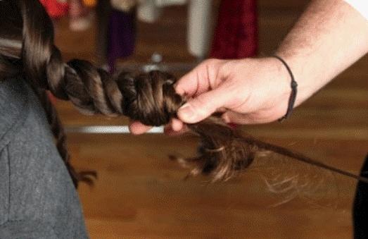 швейцарская коса
