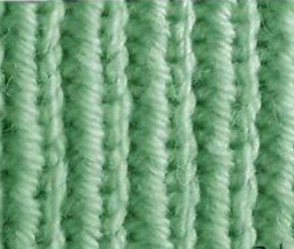 узоры для вязания шарфа спицами Ls