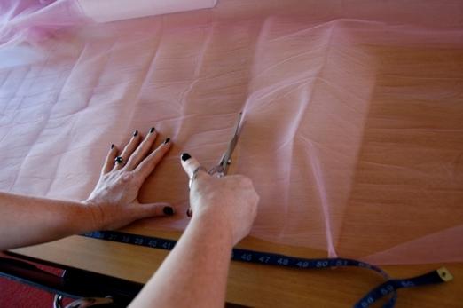 Как сшить юбку пачку: техника работы