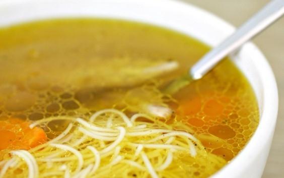 Как сделать бульон прозрачным для супа 152
