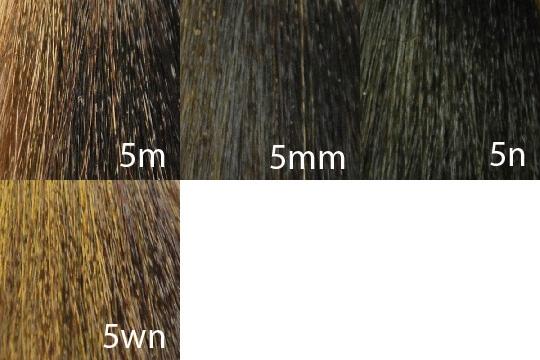 Краска для волос матрикс палитра цветов для седых волос 84