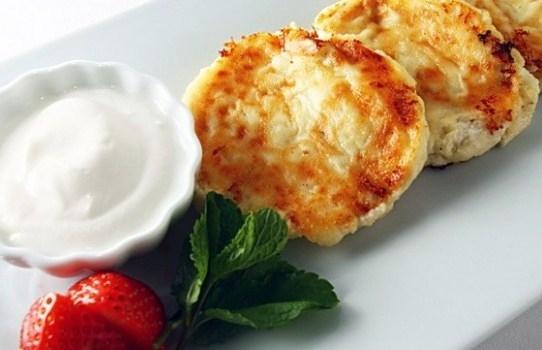 Вкусные нежные сырники рецепт с пошагово в