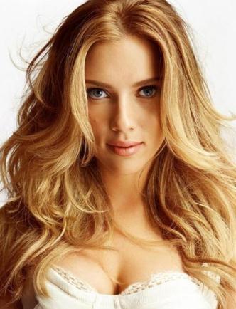 карамельный цвет волос фото: