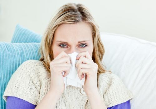 Как убрать заложенность носа?