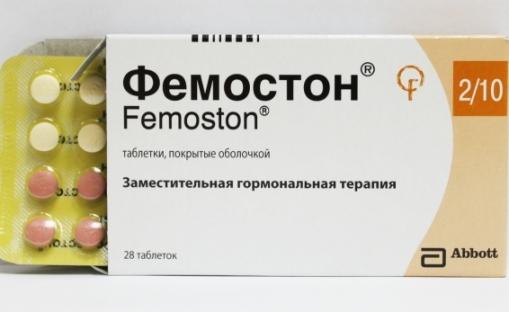 Препарат Фемостон 1 10 Инструкция - фото 3