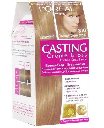 Краска для волос Кастинг Крем Глосс 613 Морозное