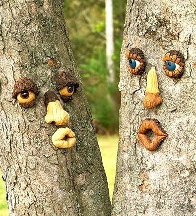 Поделки из дерева для дачи своими руками