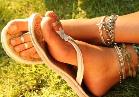 Профилактика бородавок на ногах