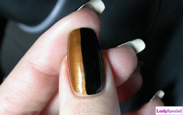 Как накрасить ногти 3 цветами 99