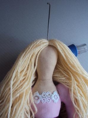 Как сделать куклу Тильду