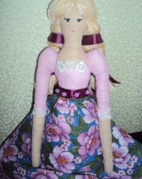 Кукла Тильда своими руками: мастер класс