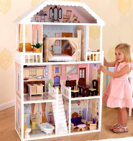 Детская кукольного домика своими руками 468