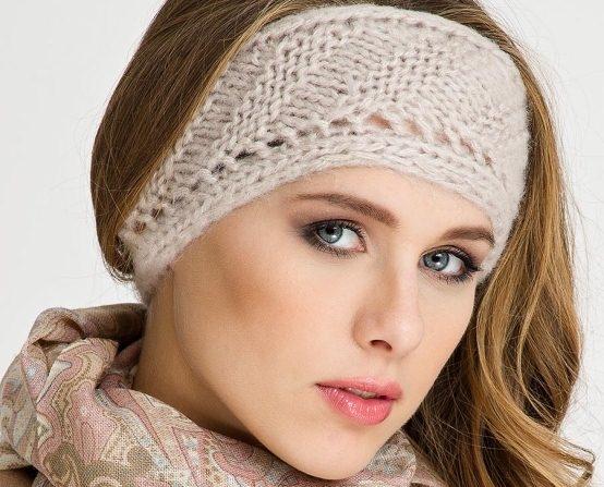 Вязание повязки крючком:
