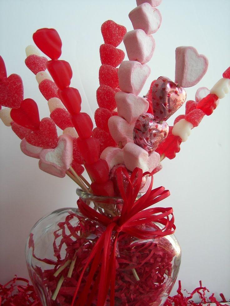 Дерево с конфетами своими руками фото