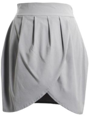 Как сшить юбку тюльпан?