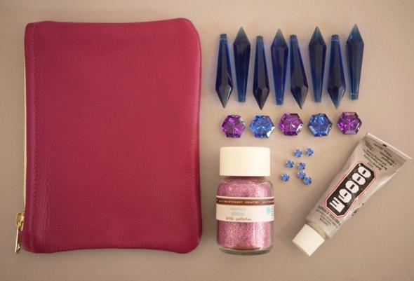 Как сшить декоративный клатч своими руками?