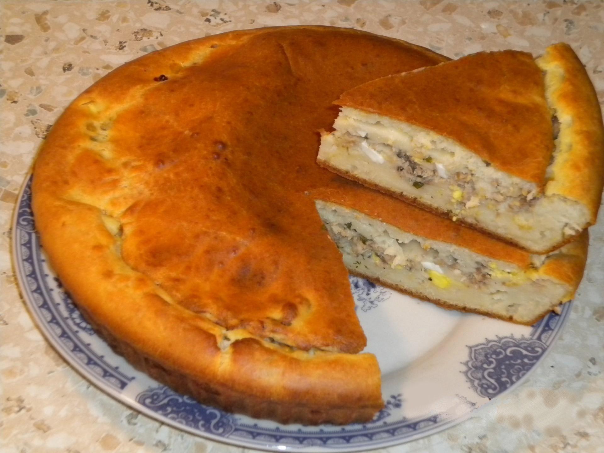 Рецепт бисквитного торта с сметанным кремом в домашних условиях 14