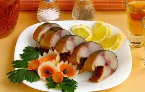 Скумбрия холодного копчения без коптильни – кулинарный рецепт