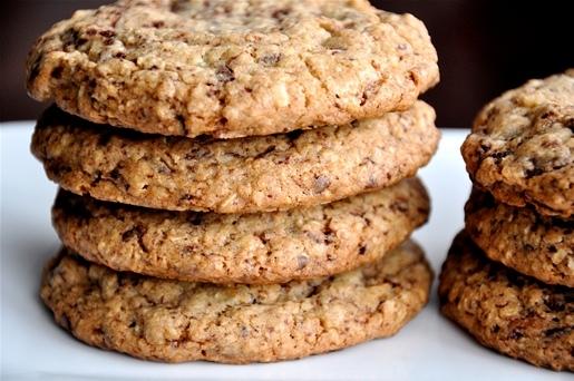 овсяное печенье с шоколадом рецепт в домашних условиях