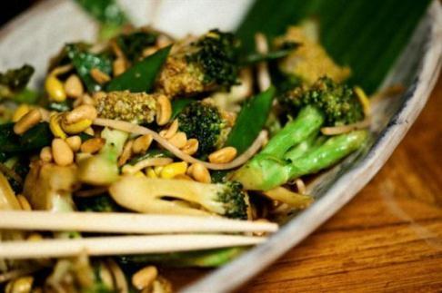 рецепт приготовления овощей альденте