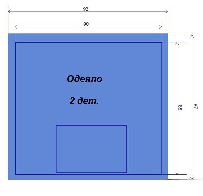 Схема теплого шитого конверта для ...: ladyspecial.ru/dom-i-xobbi/svoimi-rukami/vyazanie-i-shite/kak-sshit...