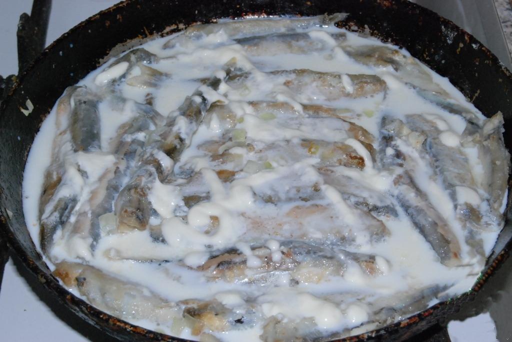 блюда из мойвы рецепты с фото простые и вкусные