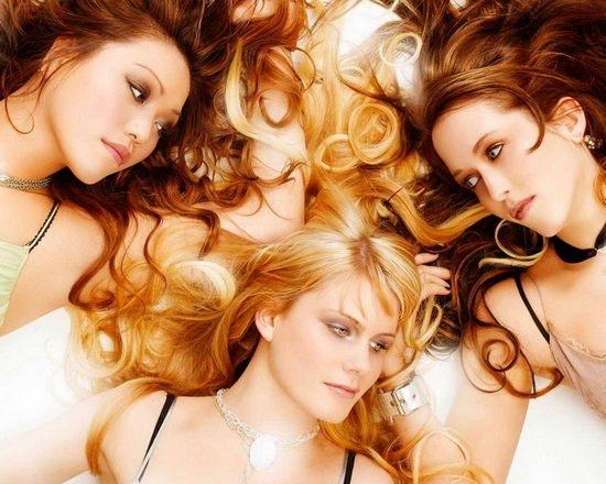 Цвет волос шоколадный блондин
