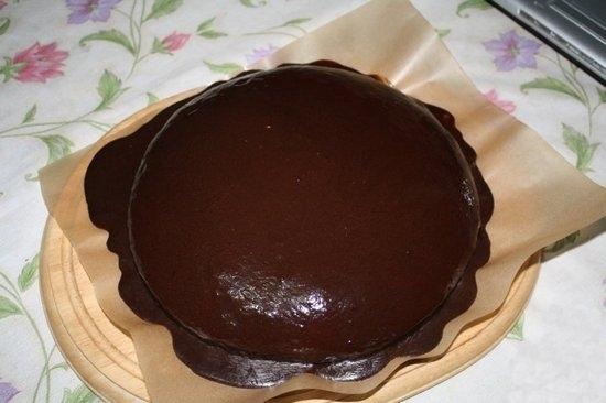 Шоколадная помадка рецепт в домашних условиях